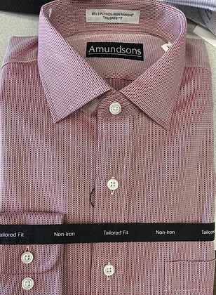 Amundsons - Brick all cotton wrinkle free