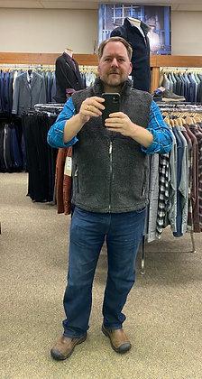 Dakota Grizzly - Sherpa Fleece Vest