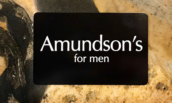 Amundsons Gift Card