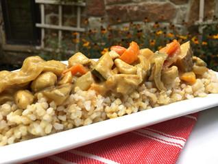 5 Minute Thai Peanut Curry