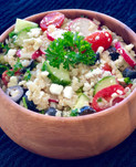 Scrumptious Whole Grain Salad