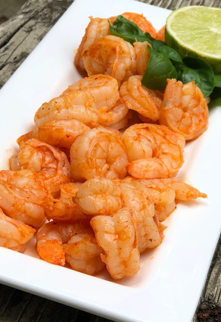 Quick Cajun Shrimp