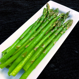 Perfectly Cooked Asparagus