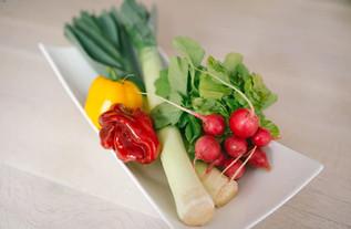 Vegetable Scrap Broth