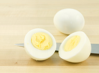 The Best Way to Hard Boil Eggs:  Steam 'em!