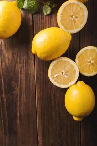 Probiotic Preserved Lemons