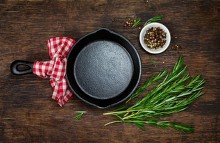 Why I Love Cast Iron Cookware