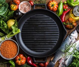 Maintaining, Restoring and Seasoning   Cast Iron Cookware