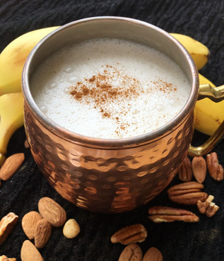 Banana Nut Milk