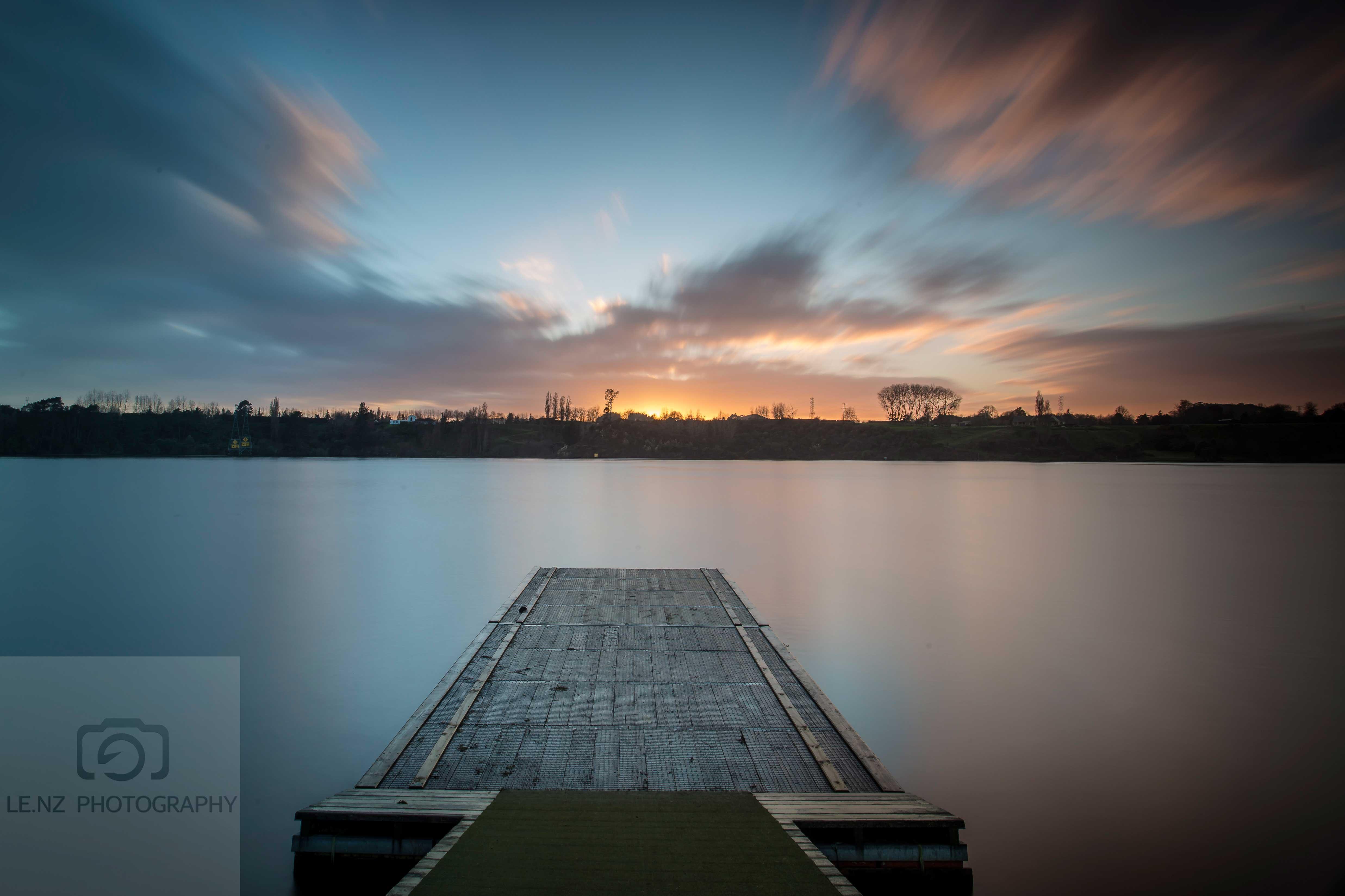 Lake Karapiro, New Zealand