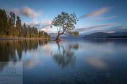 Hinemoa Lake Wanaka NZ