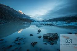 Lake Tasman NZ