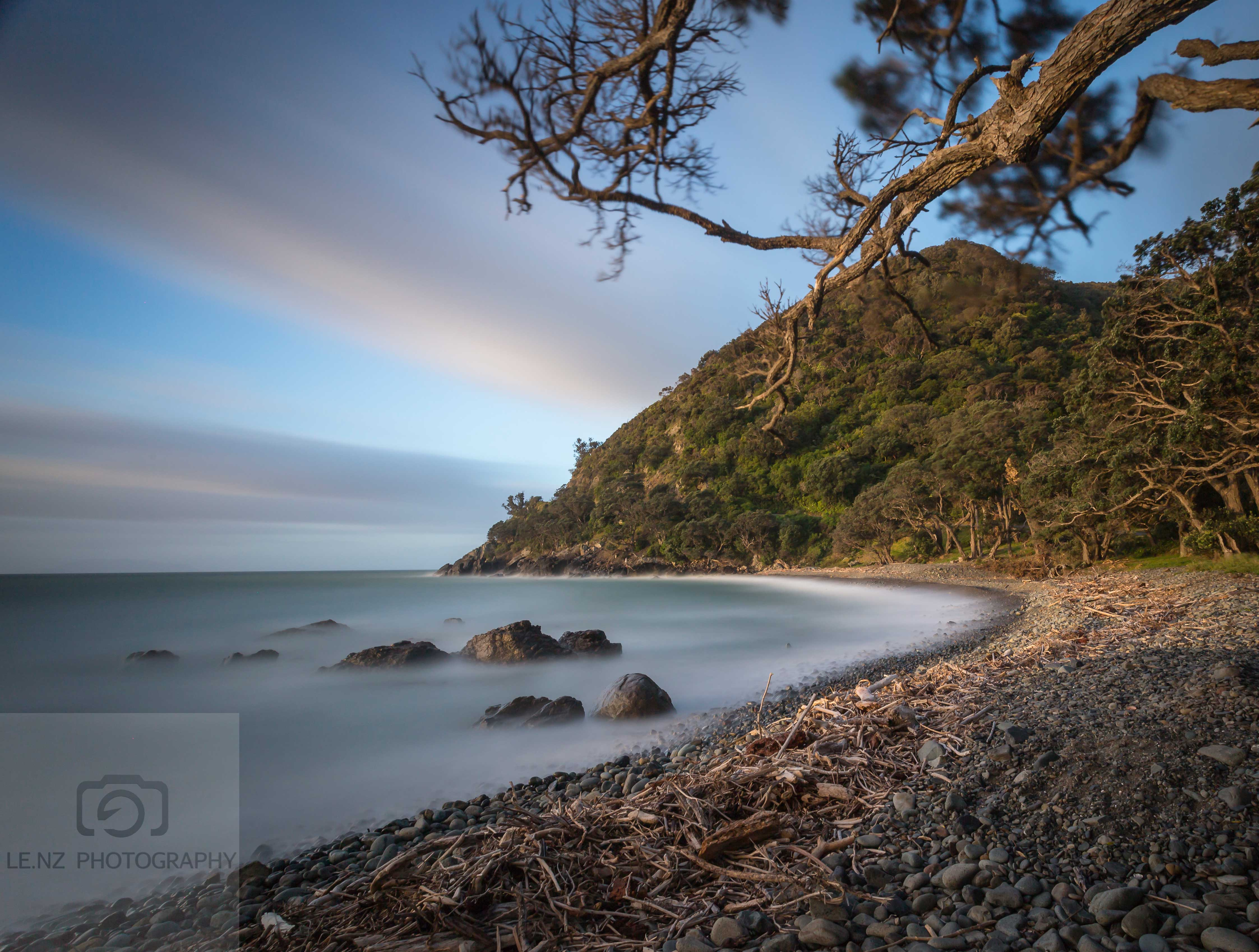 Fantail Bay, New Zealand