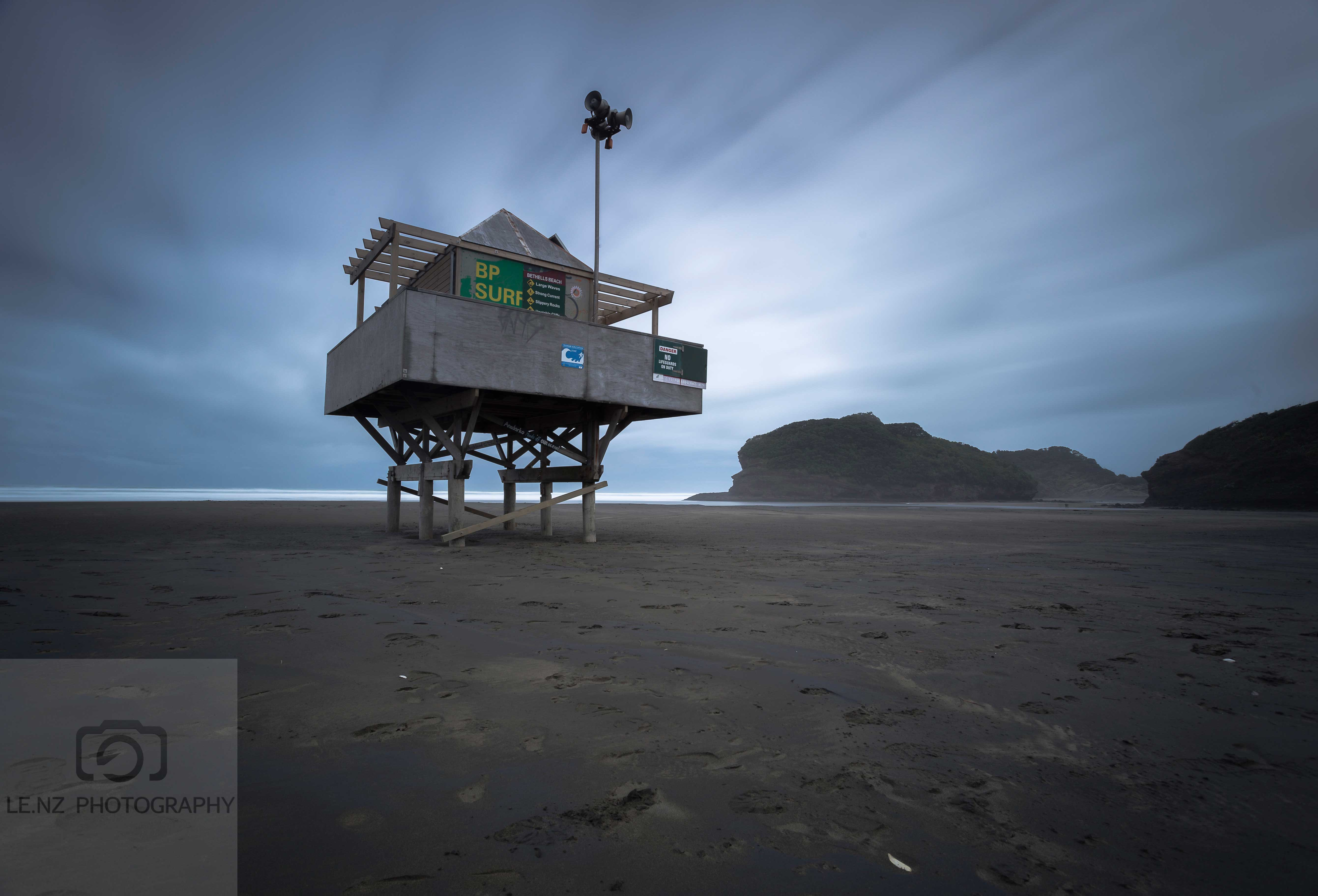Bethells Beach, New Zealand