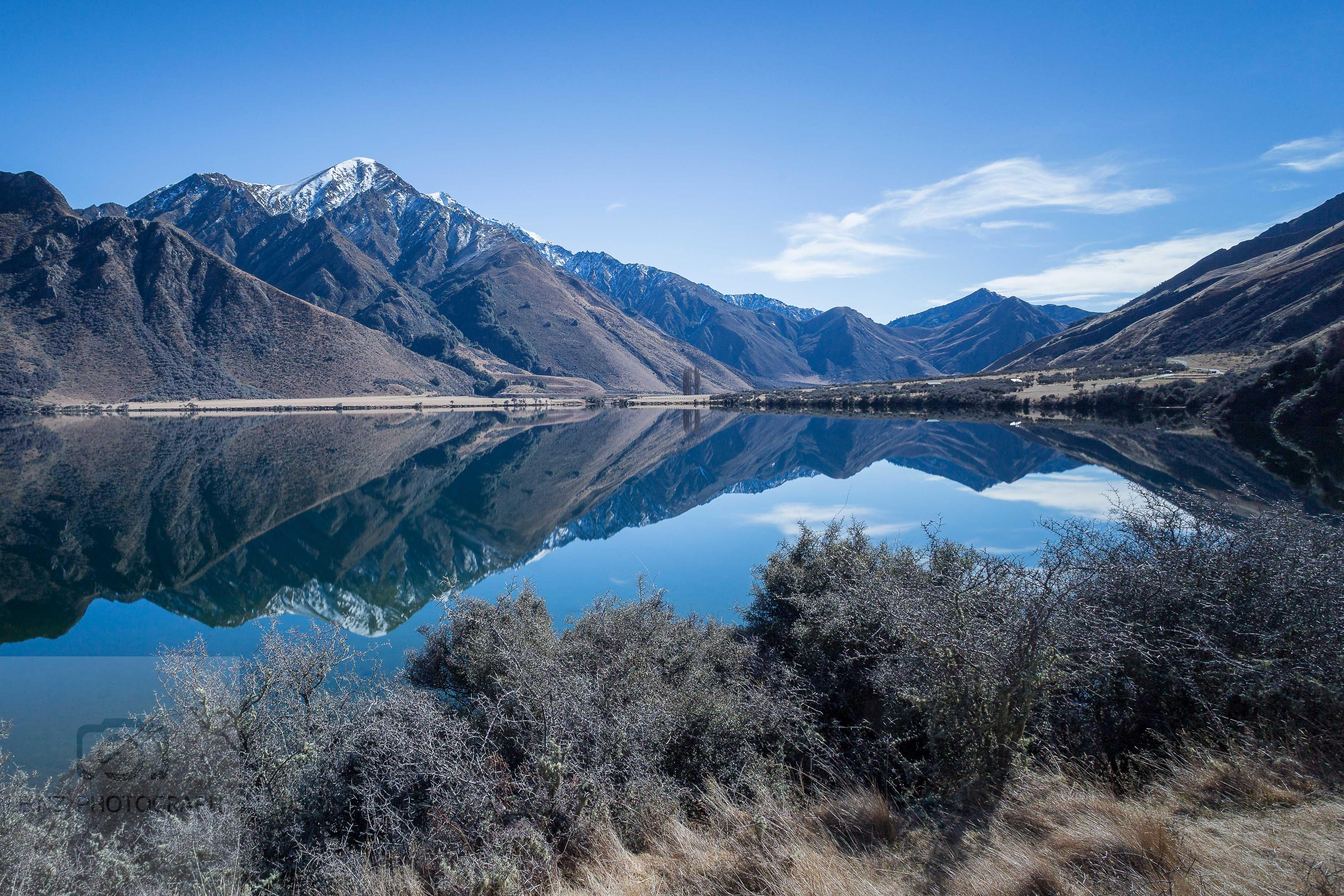 Moke Lake, Queenstown, NZ
