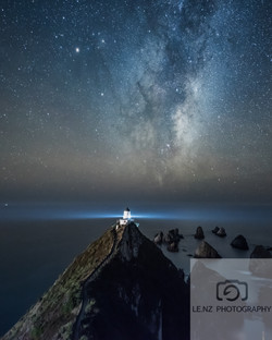 Nugget Point Lighthouse NZ