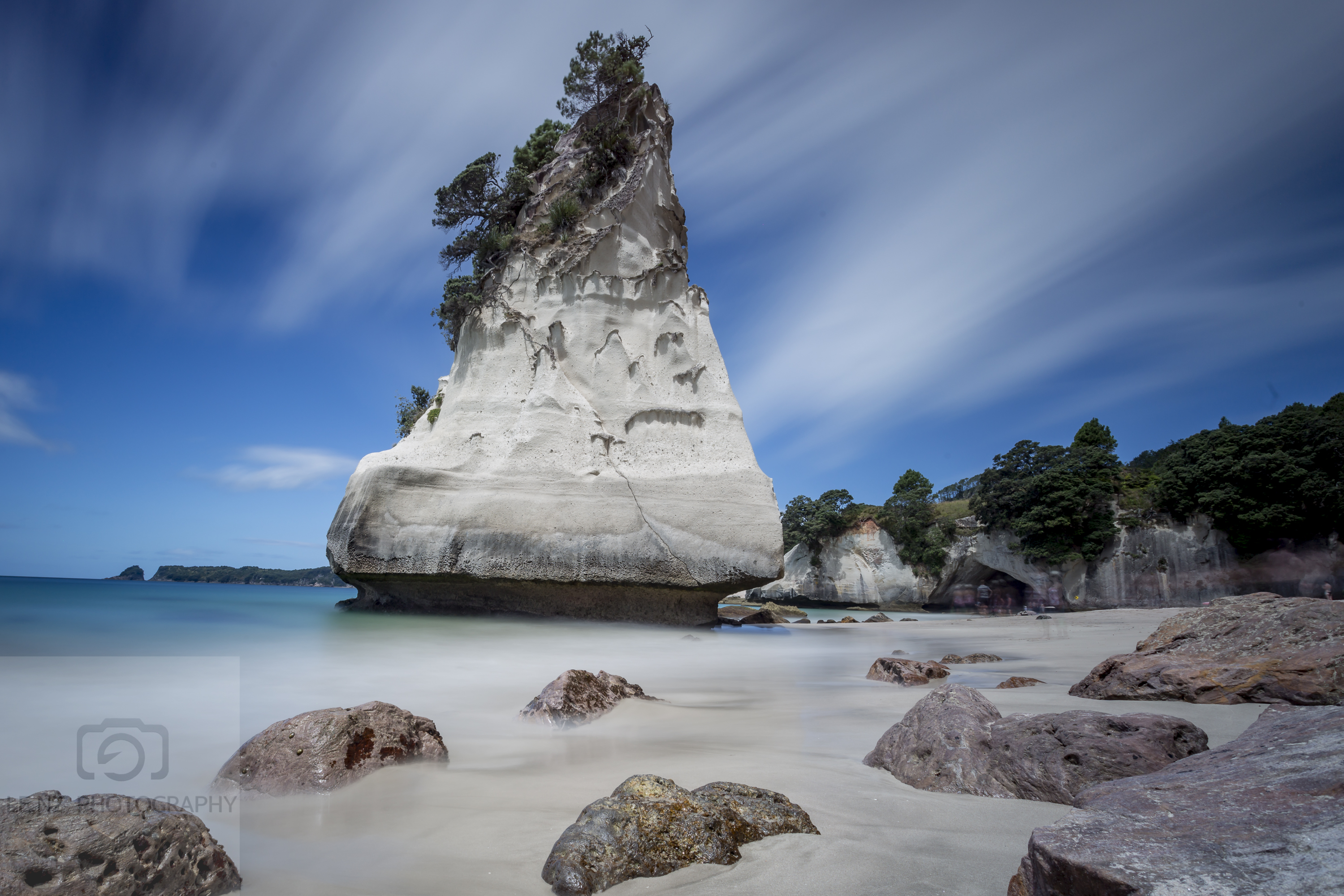 Te Hoho Rock NZ