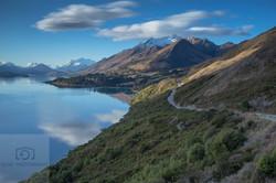 Road to Paradise Lake Wakatipu