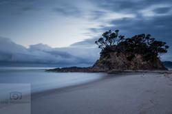 Medlands Beach Great Barrier Is NZ