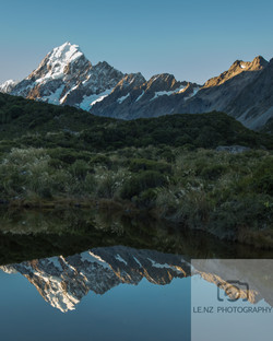 Aoraki Mt Cook NZ
