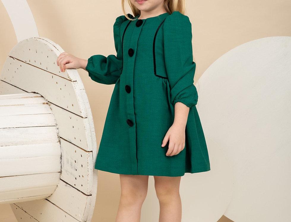 שמלת מישל ירוקה (159₪-199₪)