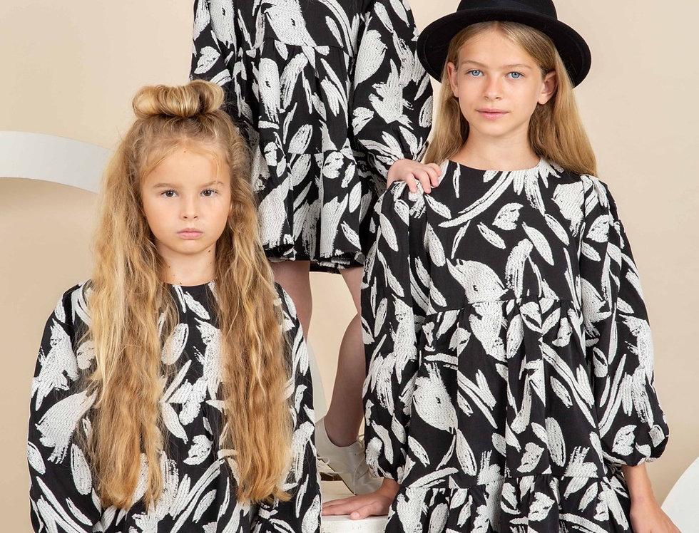 ששמלת אוליביה זקר שחור
