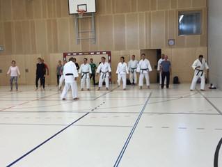 Das Training mit Yaron
