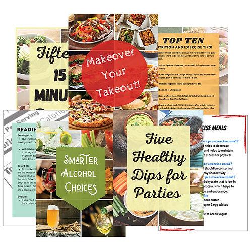 Premium Nutrition Guides