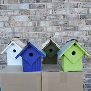 Heartwood Summer Bird Houses