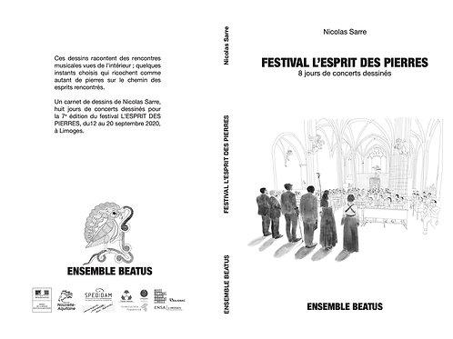 Festival l'esprit des pierres : 8 jours de concerts dessinés