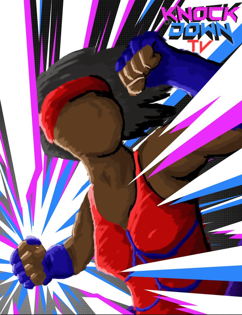 Knockdown TV