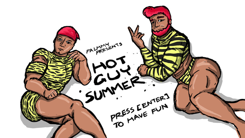 Hot Guy Summer