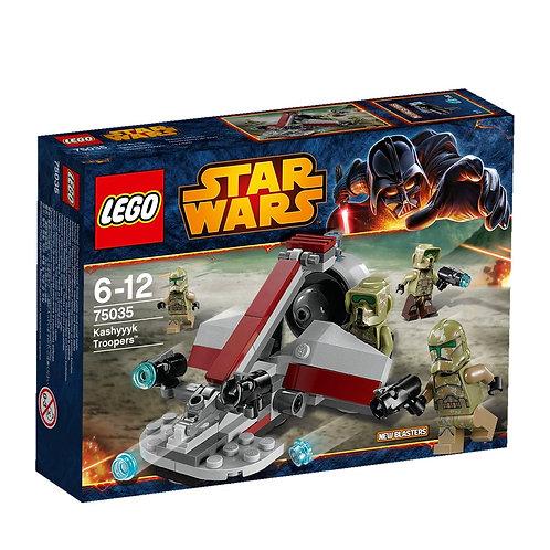LEGO Star Wars - Kashyyyk Troopers