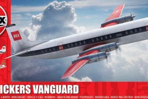Airfix - Vickers Vanguard British Airways 1/144