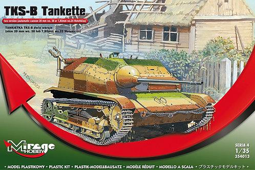 Mirage - Polish TKS-B Tankette 1/35