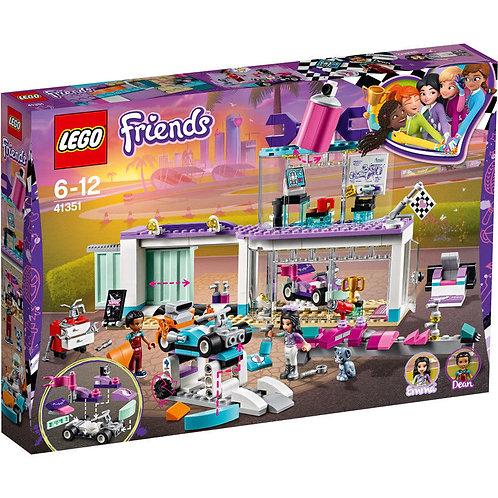 Lego 41351 Friends - Tuning Workshop