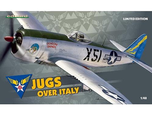 Eduard - JUGS over Italy - Limited Ed. 1/48