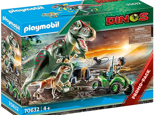 Playmobil 70632 Dinos - T-Rex Attack