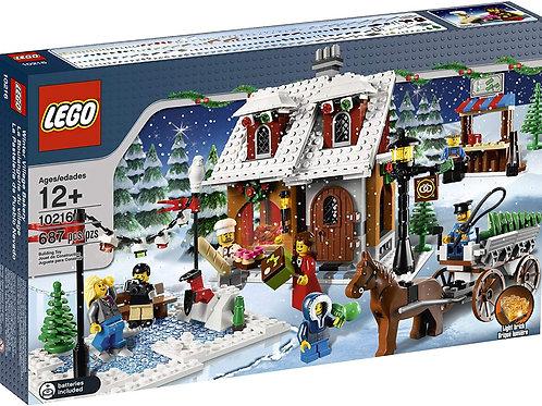 Lego 10216 - Winter Village Bakery