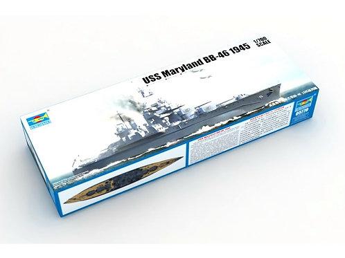 Trumpeter - USS Maryland BB-46 1945 1/700