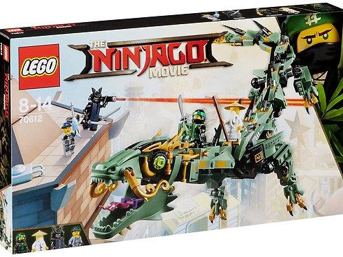 Lego 70612 Ninjago - Green Ninja Mech Dragon