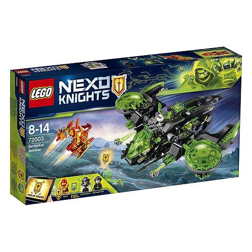 Lego 72003 Nexo Knights - Berserker Bomber