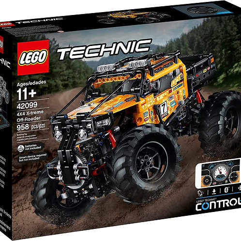 Lego 42099 Technic - 4x4 X-treme Off-Roader