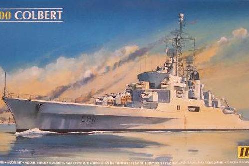 Heller - French Cruiser Colbert 1/400