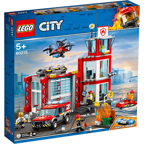 Lego 60215 City - Fire Station
