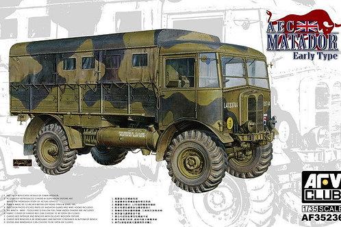 AFV Club - BEF AEC Matador - Early Type 1/35