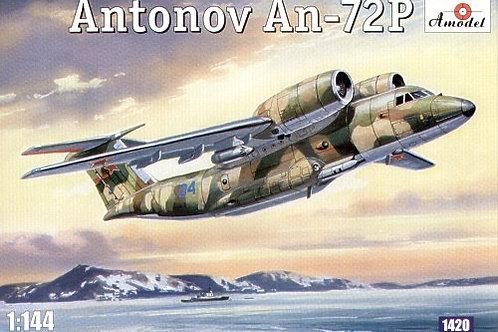 Amodel - Antonov An-72P 1/144