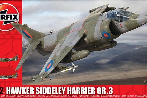 Airfix - Hawker Siddeley Harrier GR.3 1/72