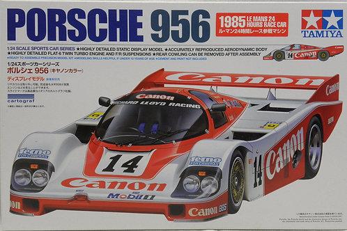 Tamiya - Porsche 956 LeMans 1985 1/24