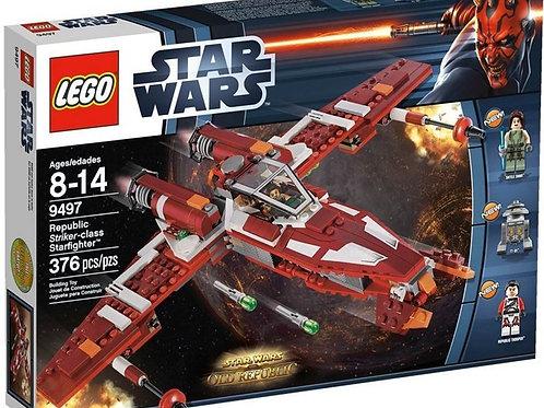 Lego 9497 Star Wars - Republic Striker-Class Starfighter